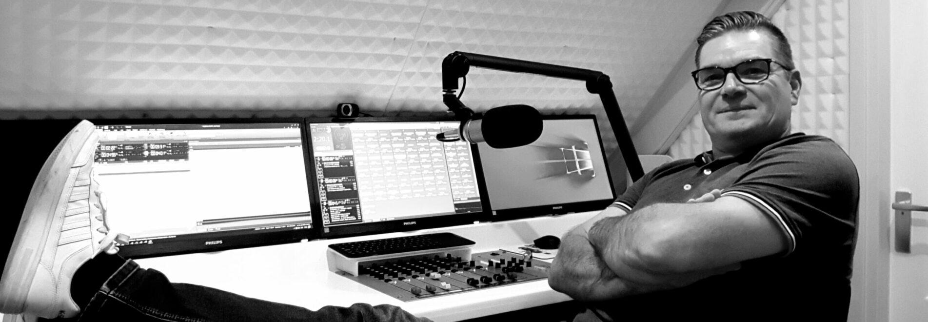 Bert op de Radio